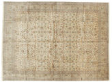Kashmir pure silk carpet VEXJ9