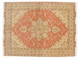 Tabriz 50 Raj with silk carpet VEXN42
