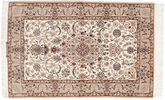 Isfahan silk warp signed: Enteshari carpet RZZZB16
