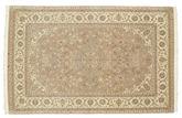 Isfahan selyemfonal aláírás: Davari szőnyeg VEXN12