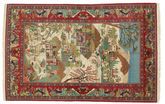 Keshan pictorial carpet VEXD18