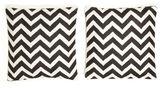 クッションカバー - Zebra 黒 2のパッケージ  51x51