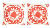 Pillowcase - Red package of 2  51x51