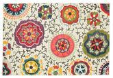 Rio - Wit tapijt RVD8420
