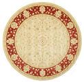 Farahan Ziegler - Beige / Rood tapijt RVD9653