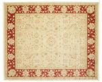 Farahan Ziegler - Beige / Red rug RVD9654