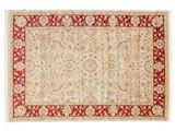 Farahan Ziegler - Beige / Rood tapijt RVD9652
