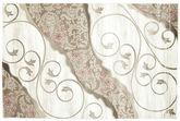 Taika - White / Pink teppe RVD9505