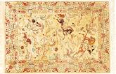 Qum silk carpet VEXY9