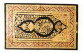 Qum silk signed: Qum Kermani carpet VEXX41