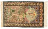 Isfahan figural signerad: Haghighi matta J114