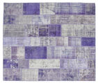 Patchwork Teppich BHKU122