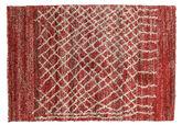 Shaggy Fenix - Rot Teppich RVD10299
