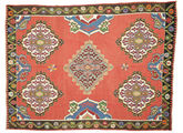 Kilim semi antique carpet XCGS105