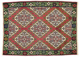 Tapis Kilim semi-antique XCGS81