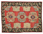 Tapis Kilim semi-antique XCGS75