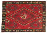 Kilim semi antique carpet XCGS156