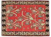 Tapis Kilim semi-antique XCGS147