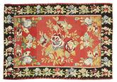 Kilim semi antique carpet XCGS142