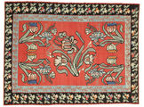 Kilim semi antique carpet XCGS139