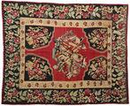 Kilim semi antique carpet XCGS120
