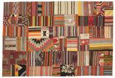 Kilim Patchwork carpet XCGT91