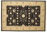 Farahan Ziegler - Μαύρα χαλι RVD9635