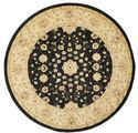 Farahan Ziegler - Black rug RVD9643