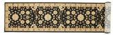 Farahan Ziegler - Black rug RVD9634