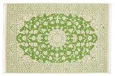 Nova Nain - Green rug CVD7523