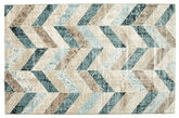 Ziggy - Blue rug RVD10469