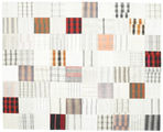 Kilim Patchwork carpet XCGU162