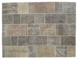 Patchwork carpet EXZR1424