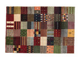 Kashkooli Gabbeh carpet RZZZP148