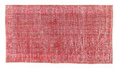 Colored Vintage rug XCGW667
