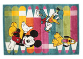 Disney Colour Fun med Musse matta CVD9149