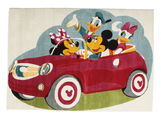 Tapis Donald Duck Adventure Ride CVD11299