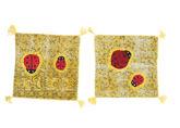 Kissenhülle Vintage Relief Teppich MPB242