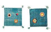 Kissenhülle Vintage Relief Teppich MPB323
