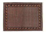 Tabriz 50 Raj silkesvarp matta ABCN284
