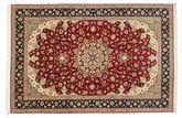 Tabriz 50 Raj Μεταξωτό στημόνι χαλι ABCN275