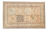 Kaschmir Reine Seide Teppich XVZA76