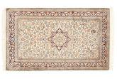 Kashmir pure silk carpet XVZA122