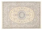 Nain 6La signed: Tajeb Mohamadi carpet TTC31
