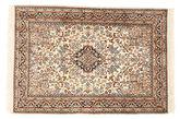 Tapis Cachemire pure soie XVZC113