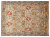 Kashmir pure silk carpet XVZC525
