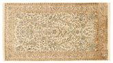 Kashmir pure silk carpet XVZC248