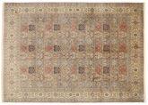 Kashmir pure silk carpet XVZC516