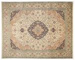 Kashmir pure silk carpet XVZC531
