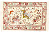 Qum silk carpet XVZI39